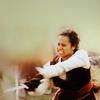 Merlin - Gwen fighting