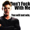 Scary!Dean