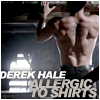 ljc: teen wolf (derek shirtless)