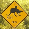 sign mating area