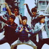 [super junior] suju rangers - dorks