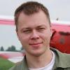 Рядом с красным Ан-2