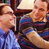 BBT: Leonard and Sheldon.
