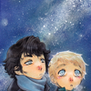 stargazing (Sherlock and John)