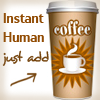 Whitney: Add Coffee = Human