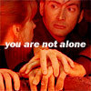 thrace_adams: Dr Who Donna You Are Not Alone
