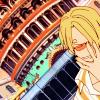 one piece; sanji