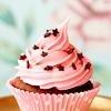 The winter burglar is a-burgling: cupcake
