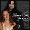 hermione/severus