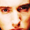 KSena: Eminem Intense eyes by peculiargroove@no