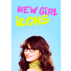 NEW GIRL ICONS
