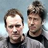 Rodney and John
