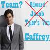 collar, white, caffrey, neal, team caffrey