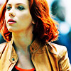 Natasha Romanoff {Black Widow}