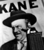 CINEASTE--. A film or movie enthusiast.: Citizen Kane