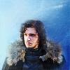 Rose: GoT - Jon in the winter