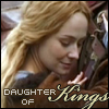 Left in a basket on the steps of the FBI: lotr - daughter of kings