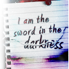 ASOIAF - Sword in the Darkness