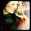 Left in a basket on the steps of the FBI: lotr - eowyn in armor