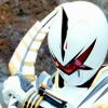 White Ranger Angle View
