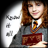 know-it-all, Hermione, Hermione-know-it-all