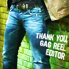 Gag reel editor