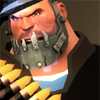 BLU HEAVY: lecture ☭ who touch my gun!!