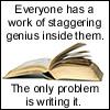 Sesheta: writing genius