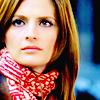 it's a secret: [castle] -- kate; scarf