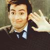 no matter how improbable: 10 waving
