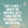 Cabin Pressure/Hey Chief