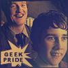 HP/Geek Pride