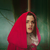 [Miranda] Captain Gastly: Merlin | Little red riding hood