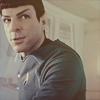spock - in command