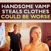 Larissa: TrueBlood-Eric/Sookie - handsome vamp st