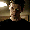 Klaus Mikaelson: Thinking