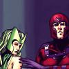 hesitant; magneto and polaris