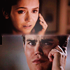Frances: TVD - Stefan/Elena - never let that go