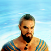 Rose: GoT - Angry Drogo is angry