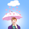kissuholic: key rain