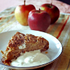 Autumn-apple pie