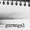 gorengal notebook