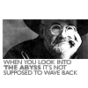 aoife: Pratchett - Quote: Abyss