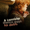 ASOIAF: Tyrion lema Lannister