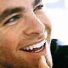 vivid_moment: chris; smile