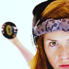 Amy's gaze