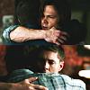 MegTDJ: SPN - Sam Dean hug LaV