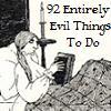 Gorey - 92 Evil