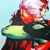 comics, hug