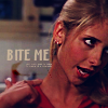 Noelle: Buffy - bite me
